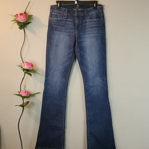 Else curvy boot jeans